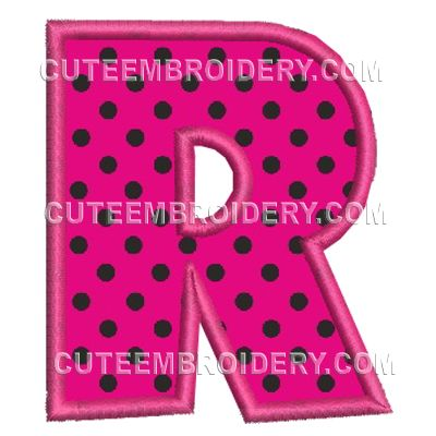 Free embroidery design letter r free embroidery designs free embroidery design letter r spiritdancerdesigns Images