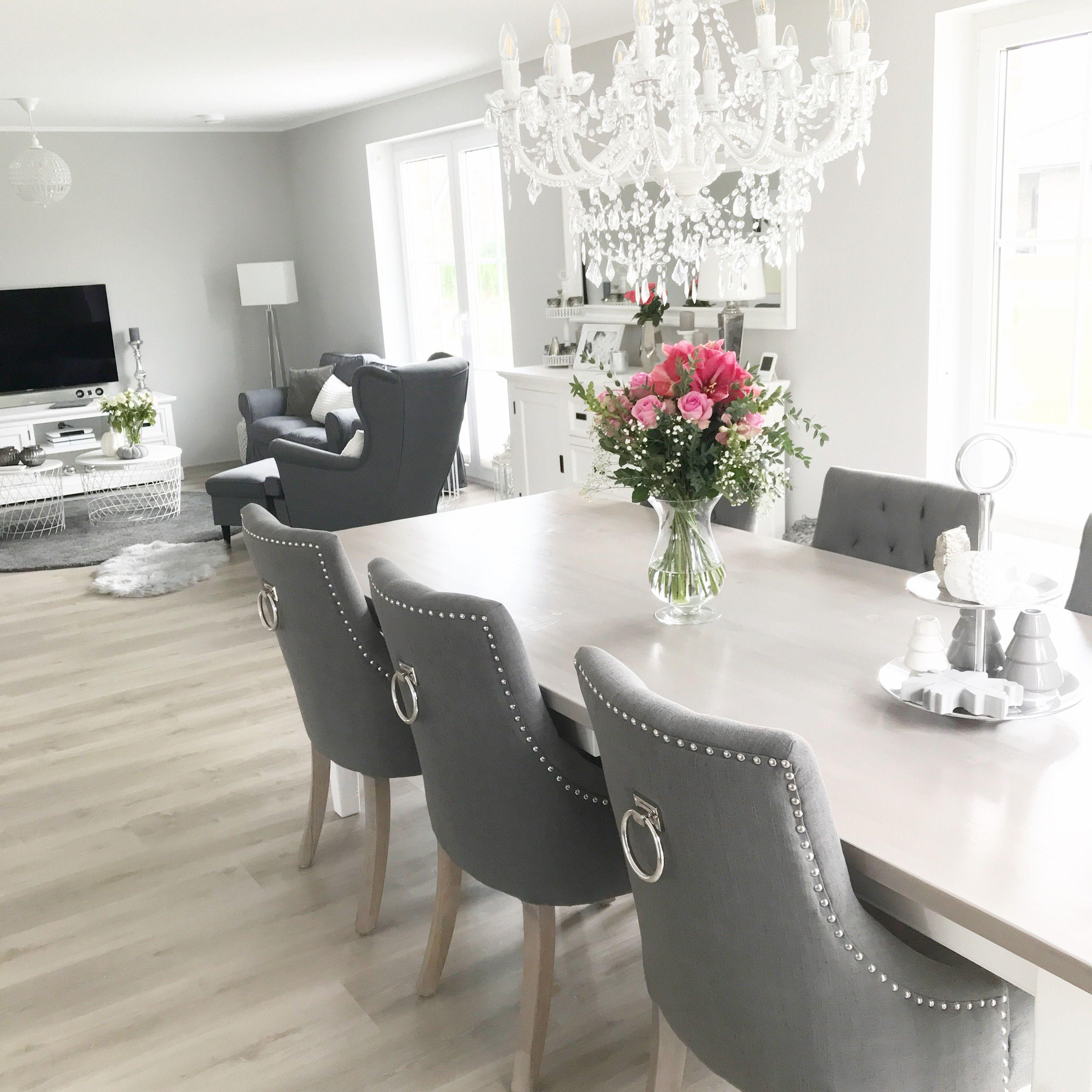 Instagram Wohn Emotion Landhaus Esszimmer Diningroom