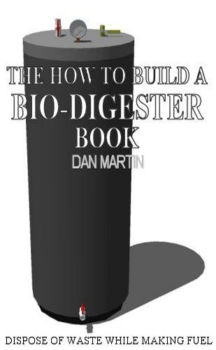How to Build a Methane Producing Bio-Digester  DIY