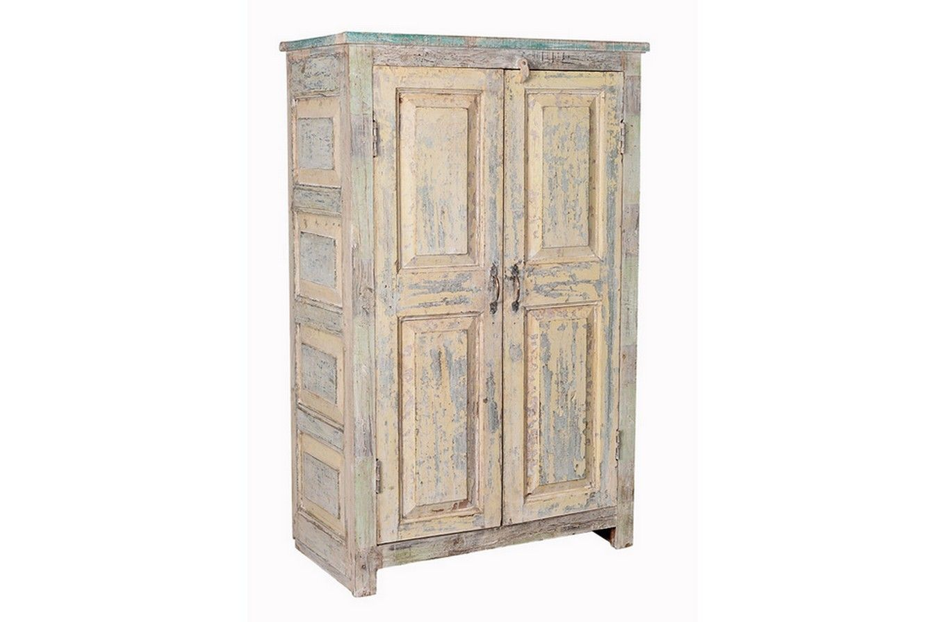 Küchenschrank retro ~ Schrank vintage creme schränke regale vintage retro möbel
