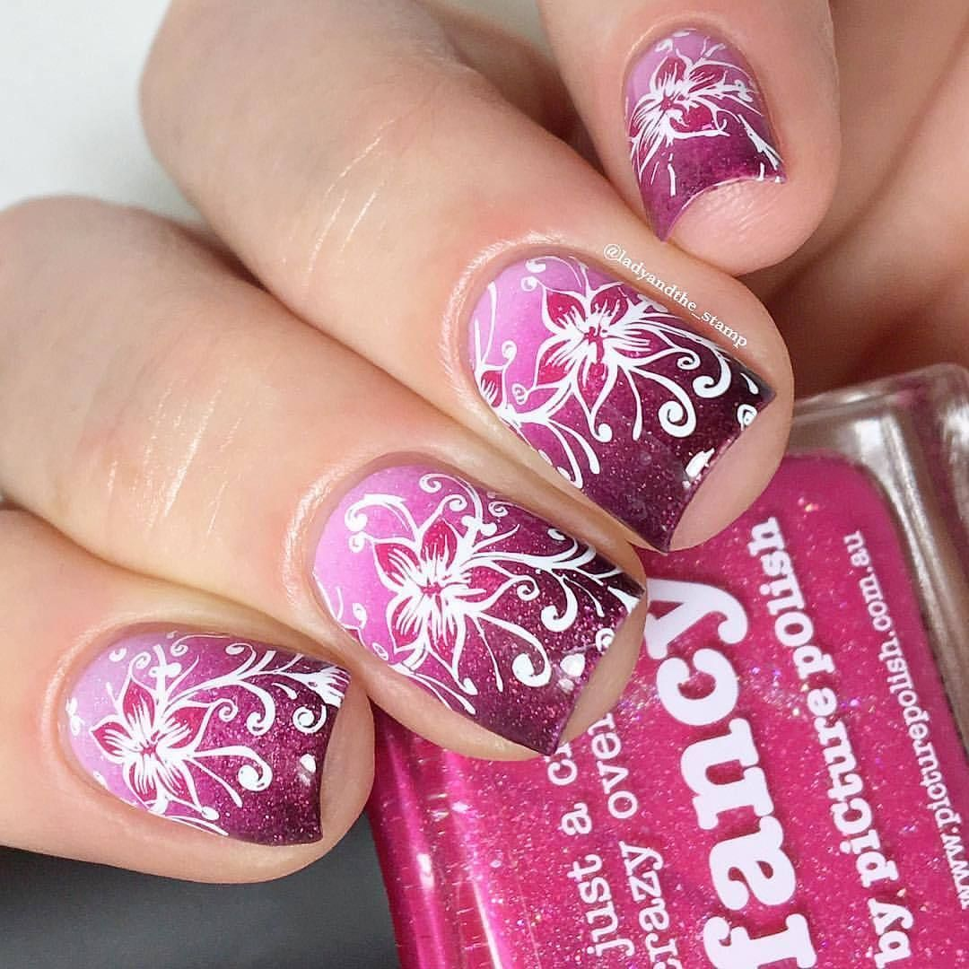 Best Wine Colored Nails of 2019 | NAILSPIRATION
