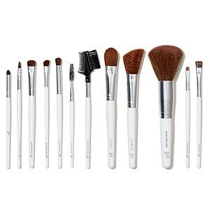 Photo of E.L.F., Essential Professional Complete Brush Set, 12 Brushes (Discontinued Item)