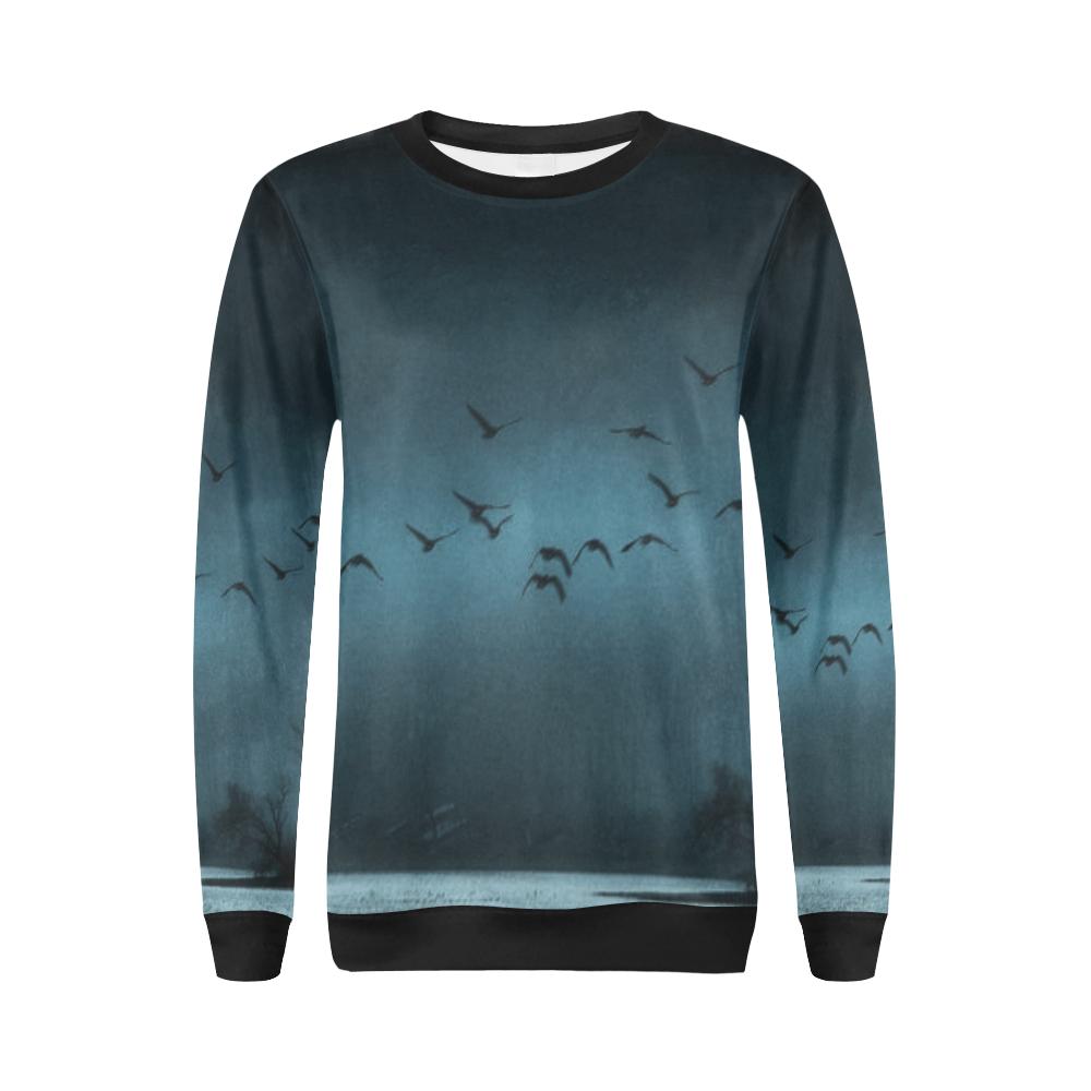 Geezjjquxbdfth All Over Print Crewneck Sweatshirt For Women Model H18 Sweatshirts Crew Neck Sweatshirt Long Sleeve Tshirt Men [ 1000 x 1000 Pixel ]