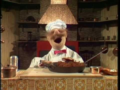 Swedish Chef Makes Swedish Meatballs God Bless The Muppets The Muppet Show Muppets Swedish Chef