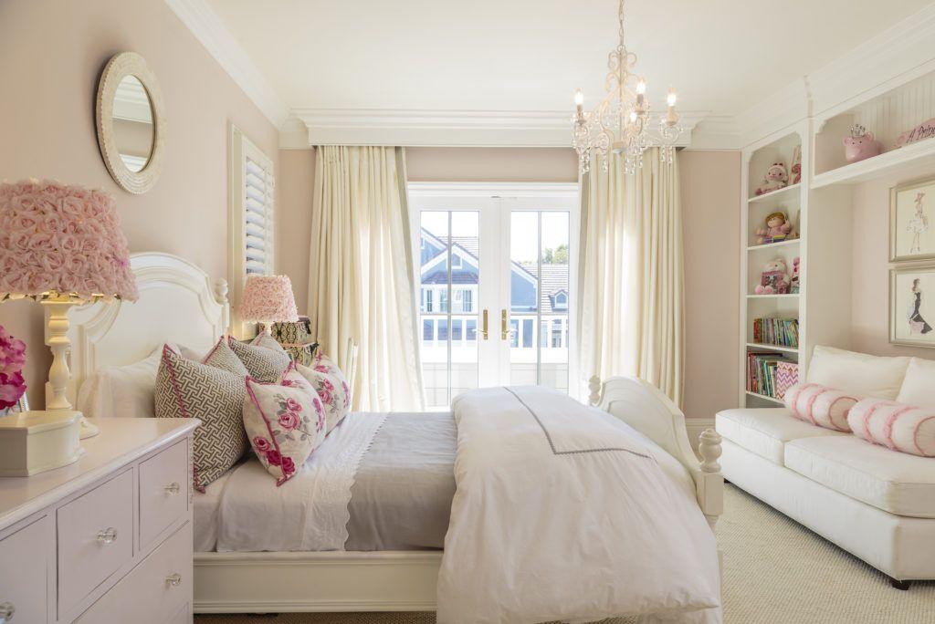 Gleneagles Drive Barclay Butera Interiors In 2021 Elegant Girls Bedroom Bedroom Seating White Living Room Decor