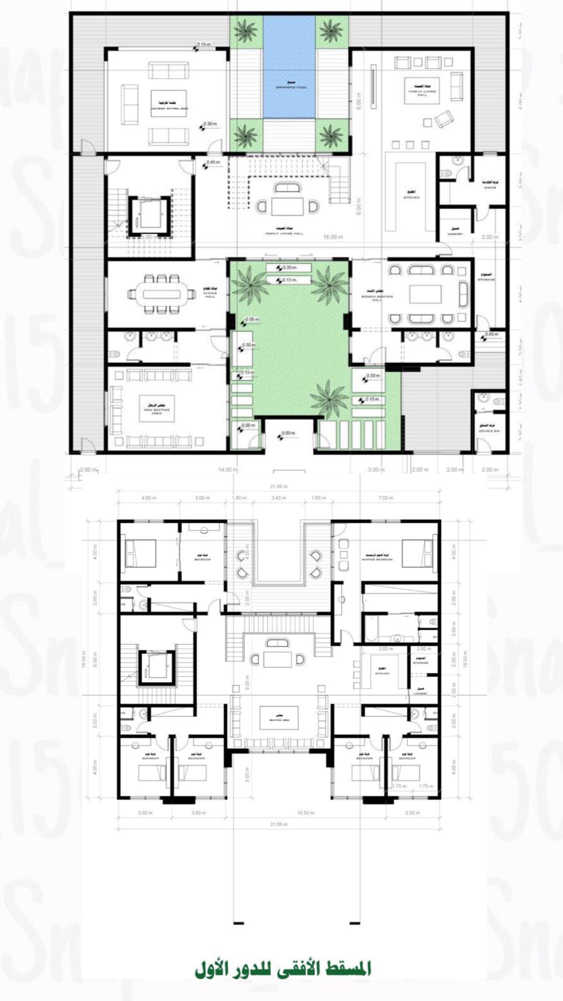مخطط مخططات House Structure Design Architectural Floor Plans Family House Plans