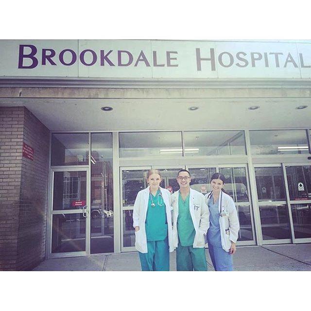 Our graduates rotating through their Emergency Medicine