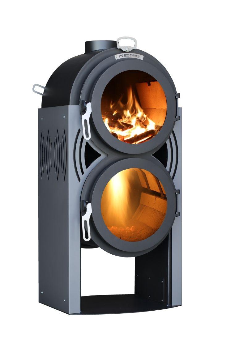 pyrolytische fen pyro nemo 12 kw ls ofen shop topen pinterest ofen ideen f r den. Black Bedroom Furniture Sets. Home Design Ideas