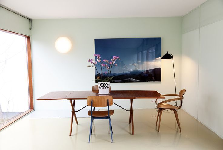 Modern dining room - sweet picture Home decor Pinterest Modern