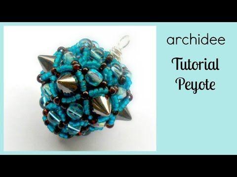 Tutorial - Beaded Beads - 8 of 8 - YouTube
