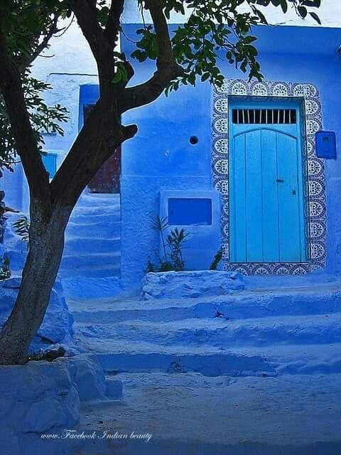 Blue City.  Jodhpur  Posted by Rekha Chandrasegaran
