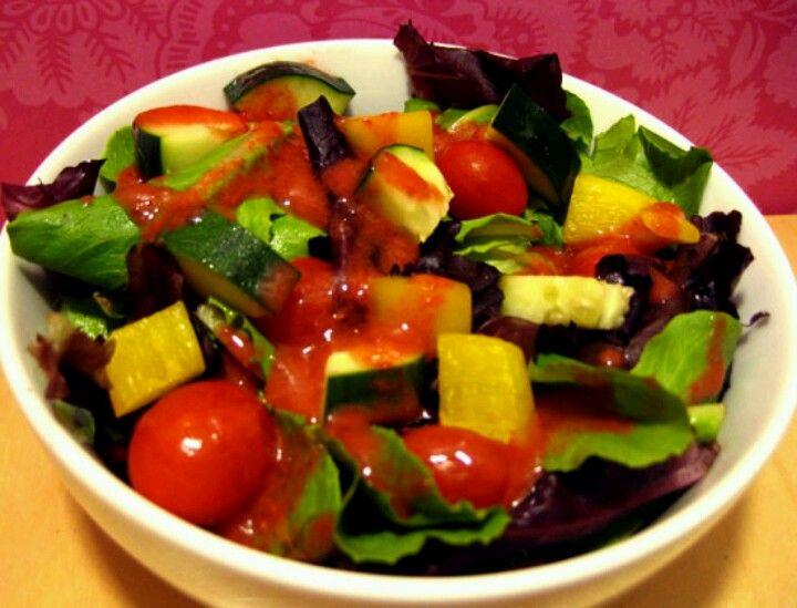 Sweet & Sour Salad
