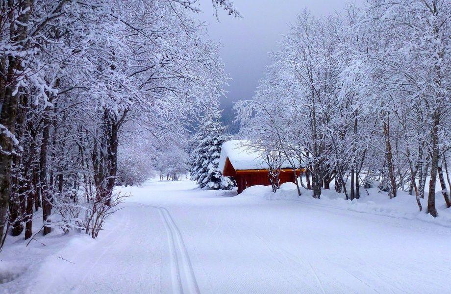 Winter Fotos Paisajes Fotos Increibles