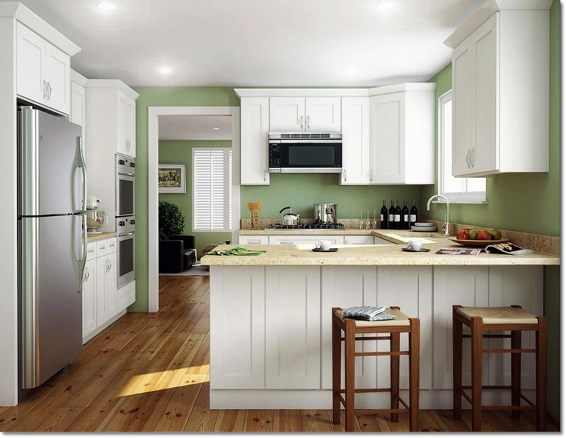 White Rustic Kitchen Design Ideas Kitchen Cabinet Interior Cheap Kitchen Cabinets Kitchen Cabinets Grey And White