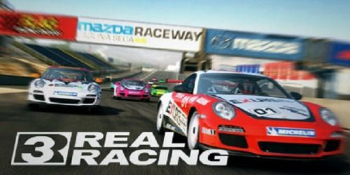 #iPhone App Review: Real Racing 3