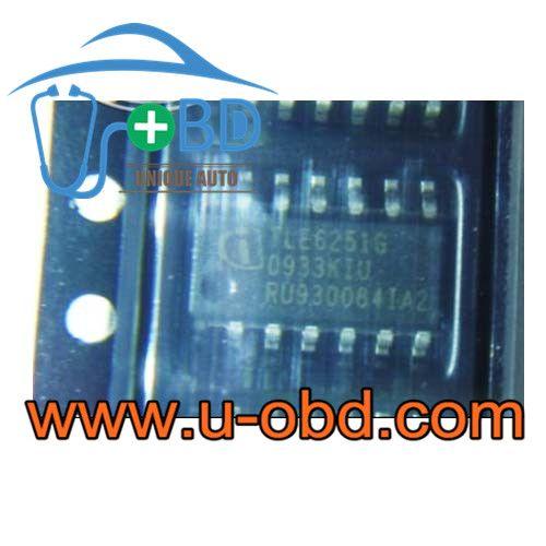 TLE6251G Auto ECU Vulnerable CAN Communication chips - 5 PCS Per lot