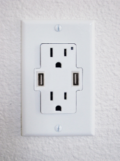 Clever Power Outlet Incorporates Dual USB Chargers | Pinterest ...