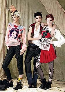 Mama Of Punk In That S Time Avant Garde Vivienne Westwood The Beginning Of Punk Fashion Vivienne Westwood Punk Punk British Punk