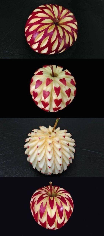 Die Kunst des Essens und Schnitzens von Früchten ist wirklich faszinierend. Fruchtskulpturen haben ... - #Des #die #Essens #faszinierend #Früchten #Fruchtskulpturen #haben #ist #Kunst #Schnitzens #und #von #Wirklich #chickenbreastrecipeseasy
