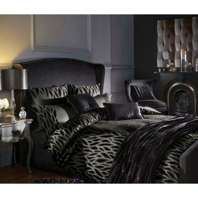 Vamp up your life with Kylie Minogue Theon Bedding #Kylie #bedding ...