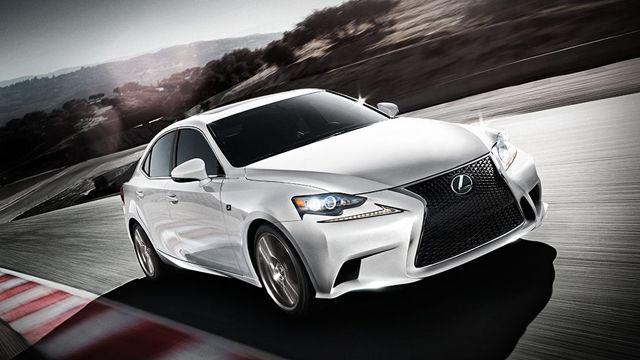 Lexus Is Lexus Is F Sport 2014 Gorgeouss