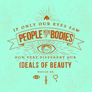 An Open Letter to Young Women and Teen Girls on Body Image.  SHOW YOUR DAUGHTERS!