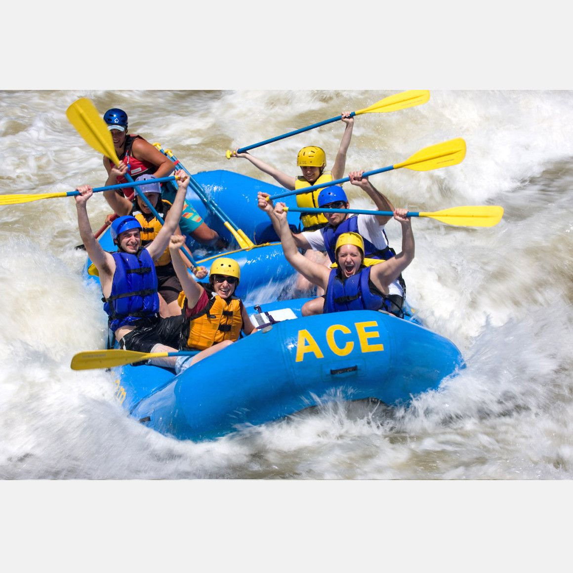 New River Gorge Rafting Ace