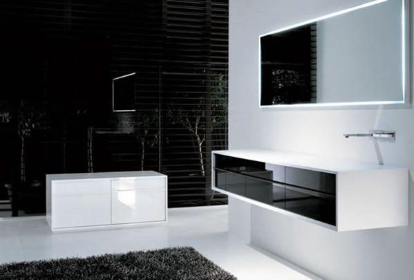 wohnideenminimalisti Pure Pinterest - wohnideen small bathroom