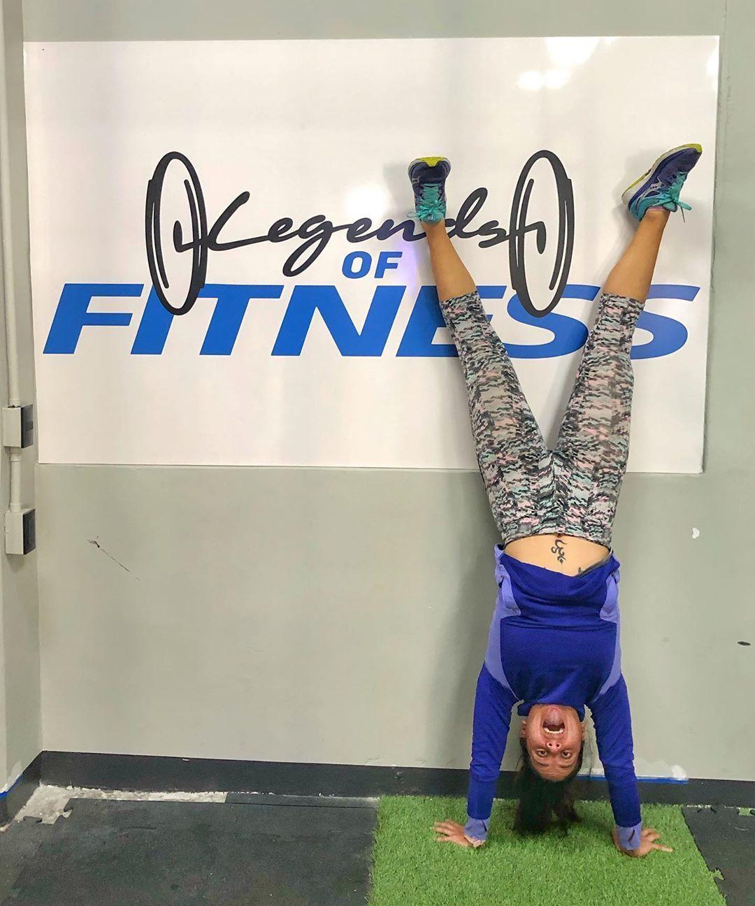 Die visita und @legendsoffitness_ • • #mexarifa 🇲🇽 #crossfit #Fitness #gym #workout #Crossfit #Die #...