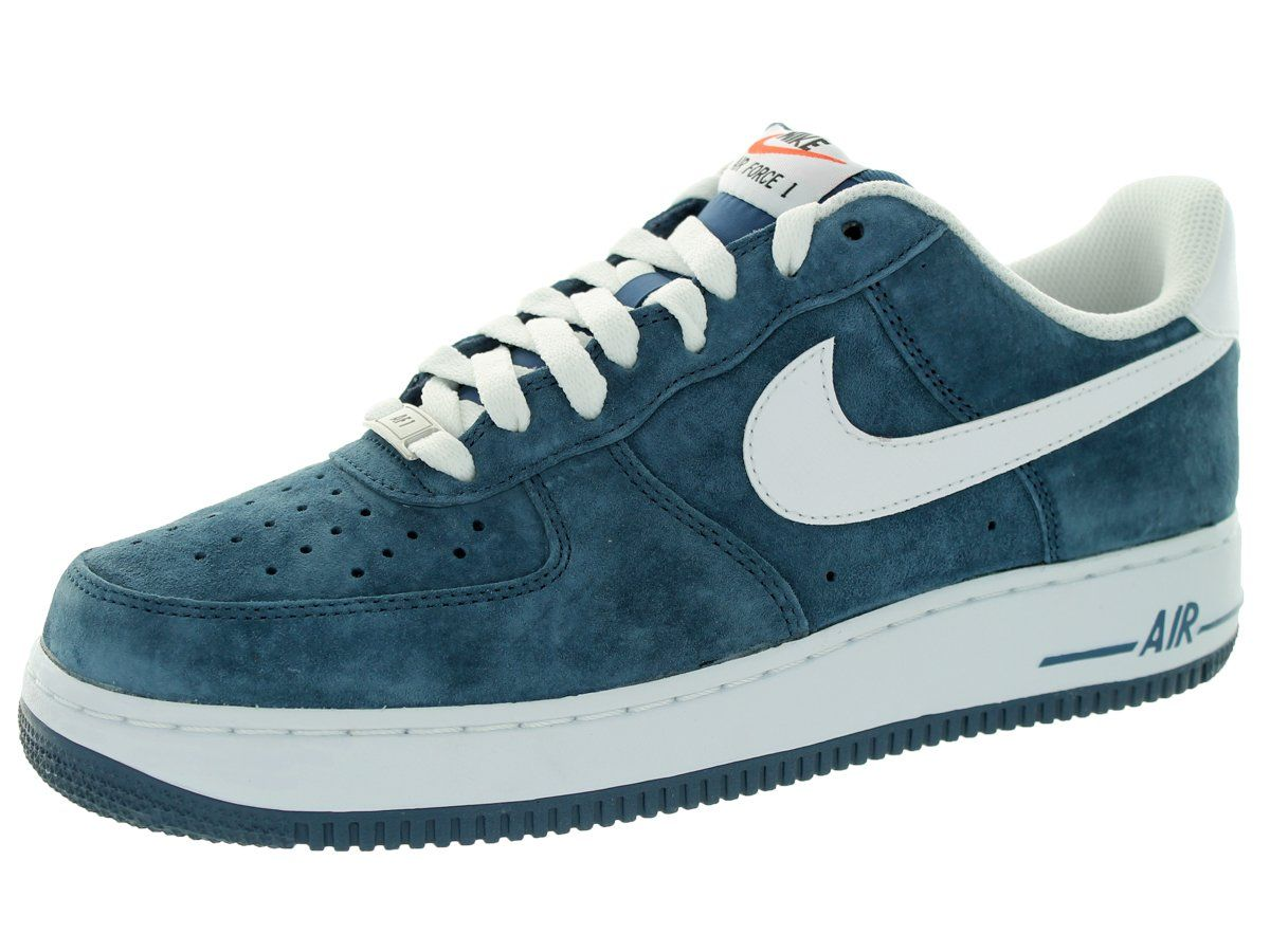 Amazon.com: Nike AIR FORCE 1 Mens Sneakers 488298-428: Shoes