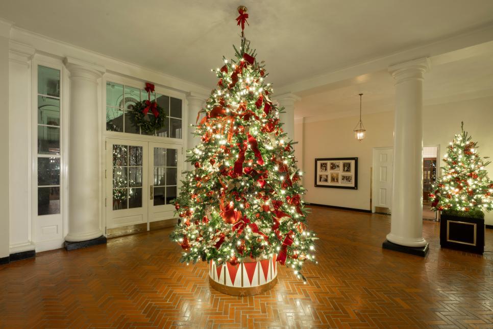 White House Christmas Tour 2019 | White House Christmas ...