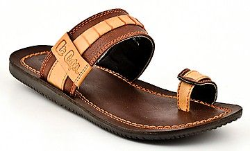 e971aa96c3e3 Lee Cooper Brown Men Sandals - LC1904