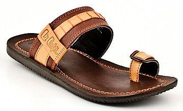 18a862a0c5f37c Lee Cooper Brown Men Sandals - LC1904