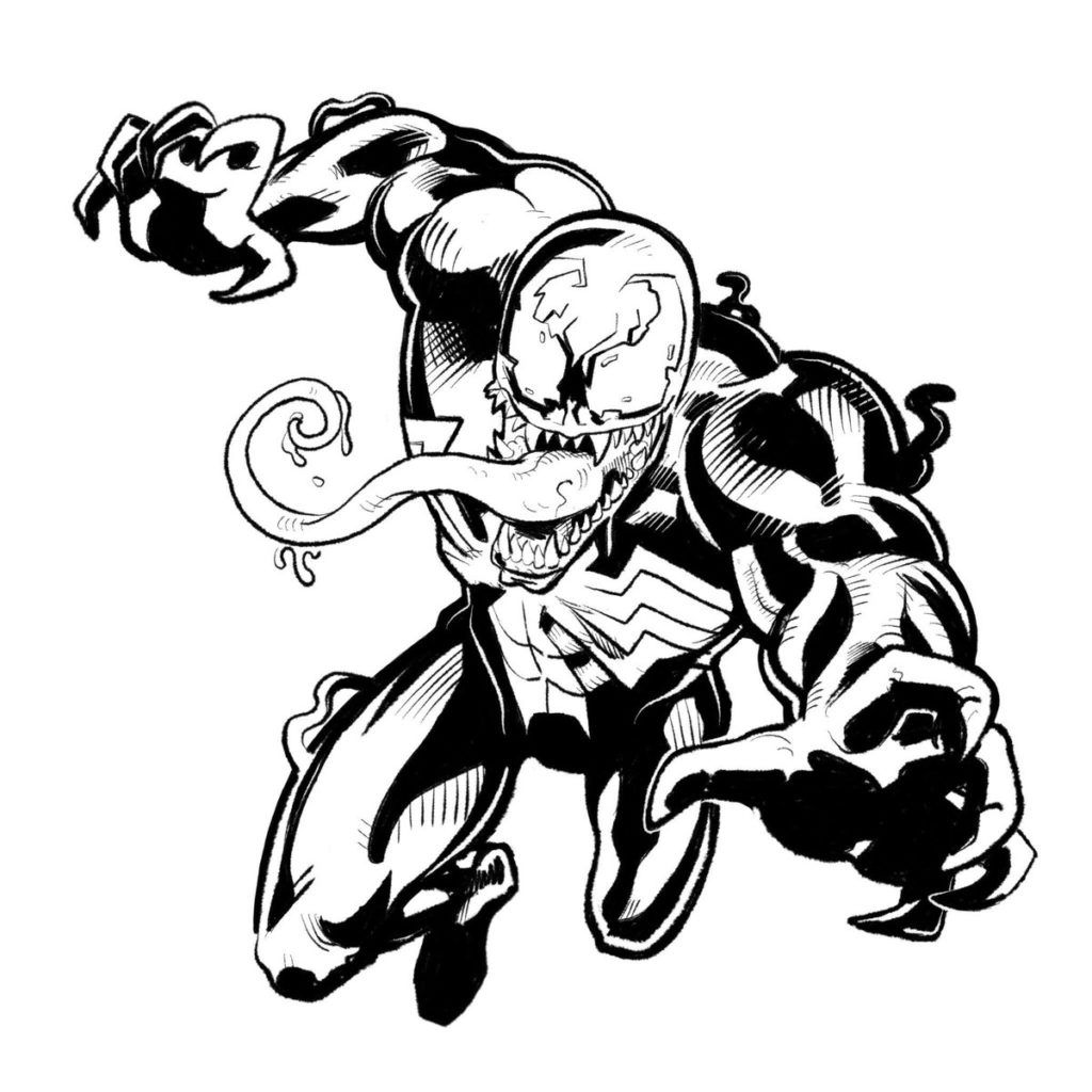 spiderman feinde ausmalbilder  zeltlager  davis me auf
