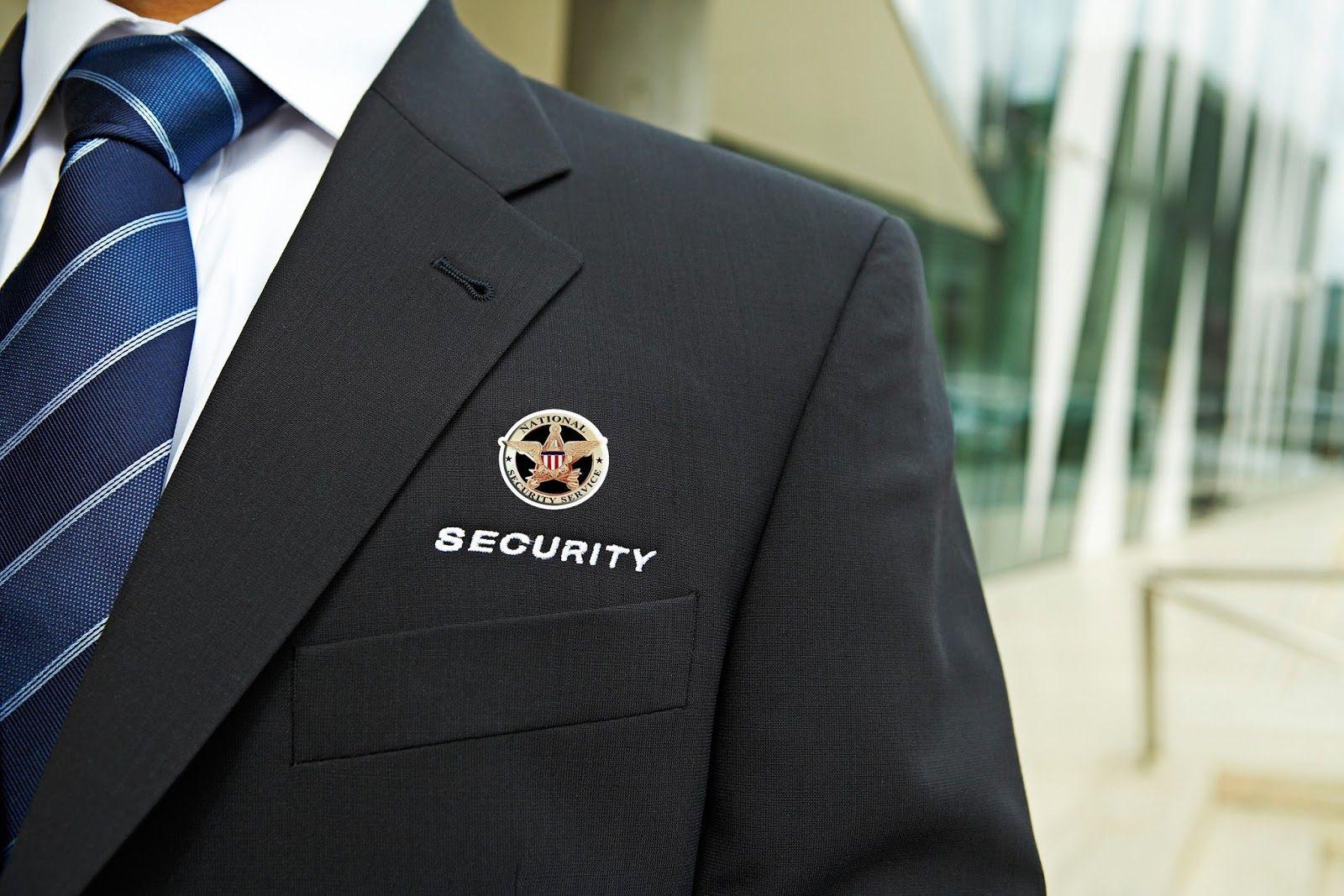 A biztonsági szolgálat hozzáadott értékei Security guard