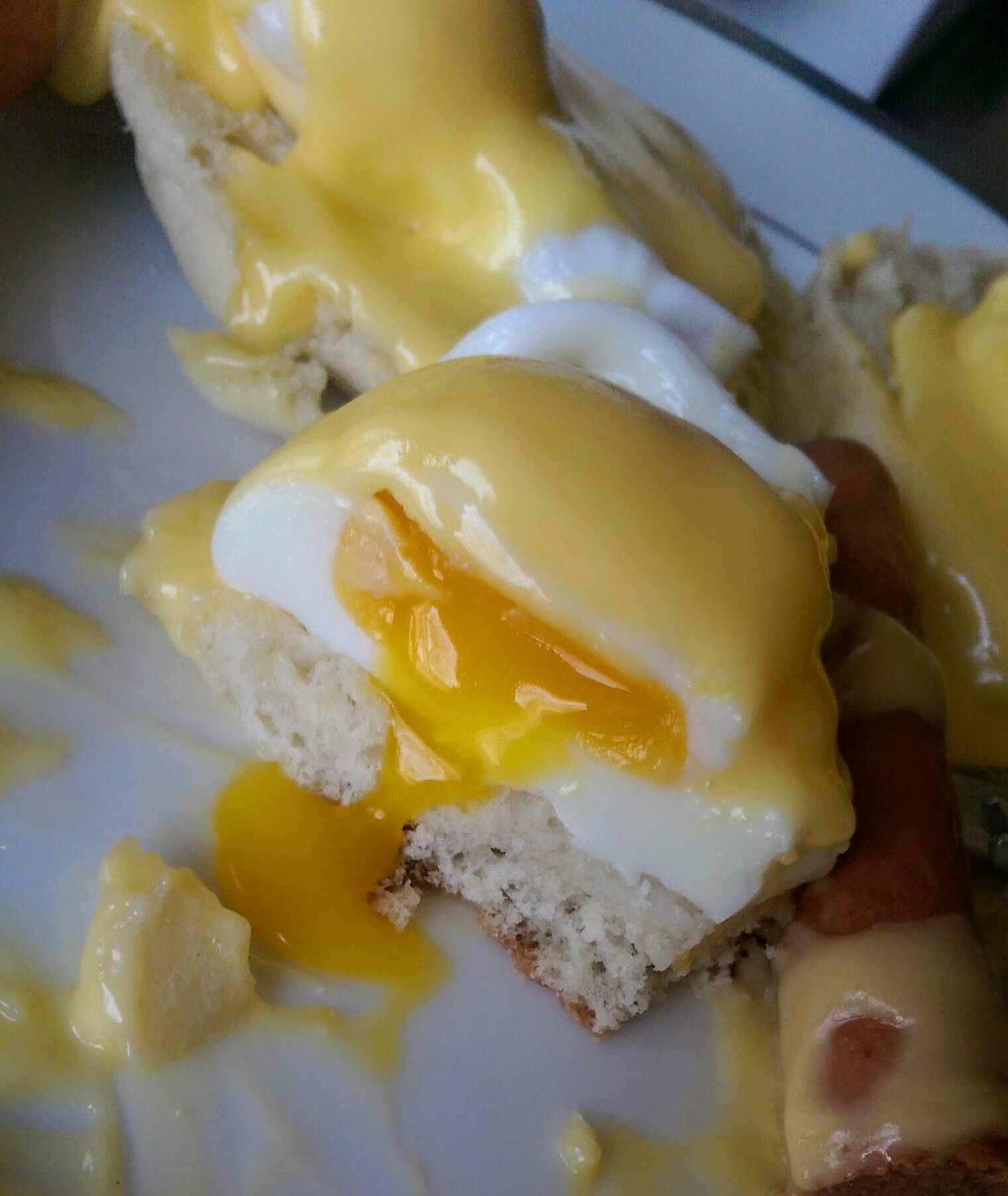 [Homemade] Eggs Benedict #recipes #food #cooking #delicious #foodie #foodrecipes #cook #recipe #health