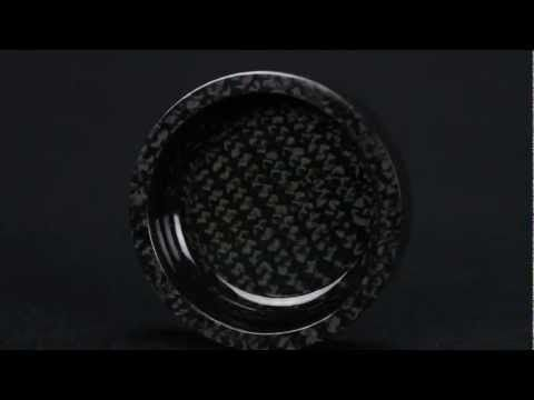 Black Site Solid Carbon Fiber Sauce Dish Composite Furniture - Creative carbon fiber furniture by nicholas spens and sir james dyson