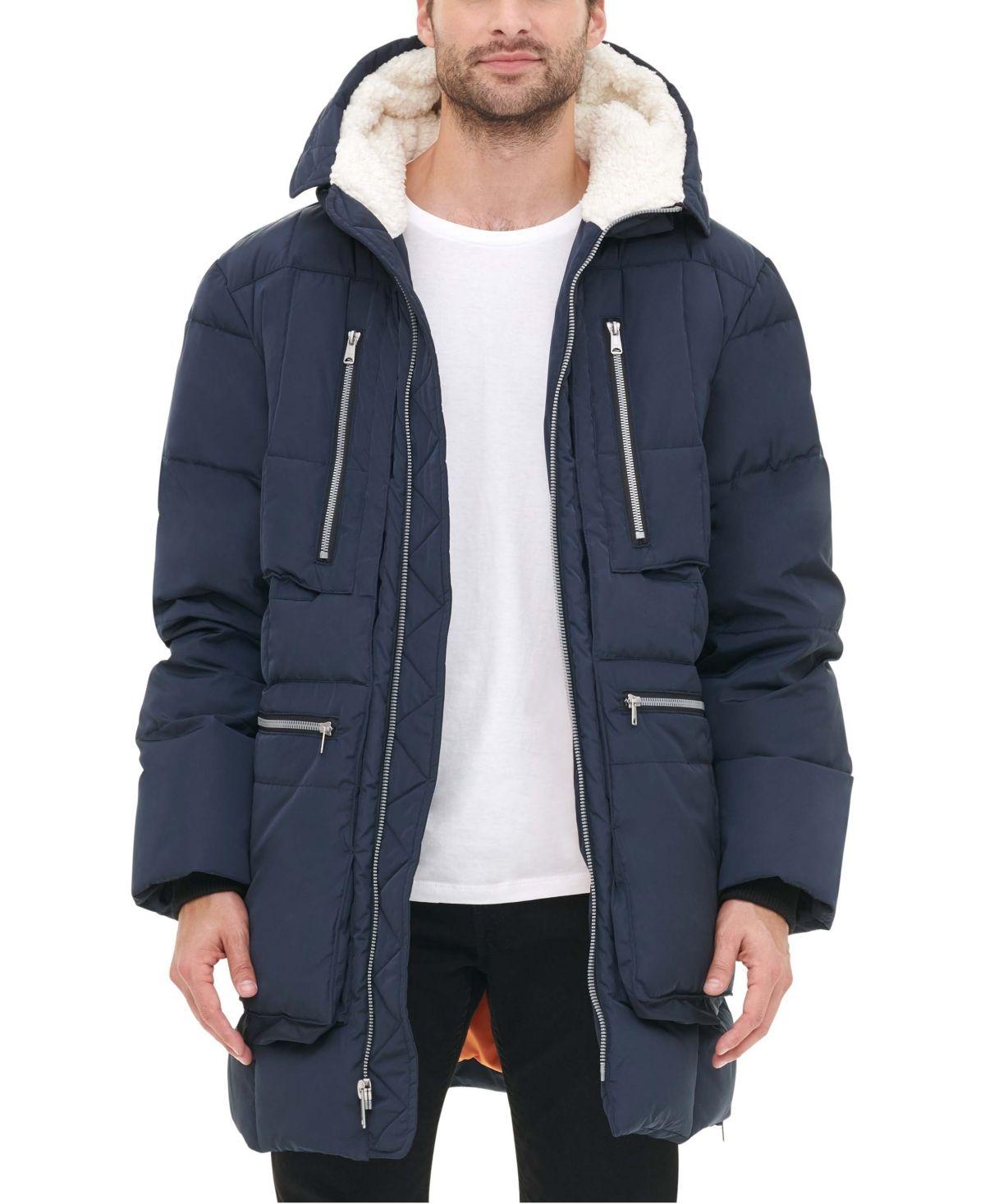 Tommy Hilfiger Men S Hooded Parka Jacket Reviews Coats Jackets Men Macy S Parka Jacket Women Hooded Parka Jacket Parka Jacket [ 1467 x 1200 Pixel ]