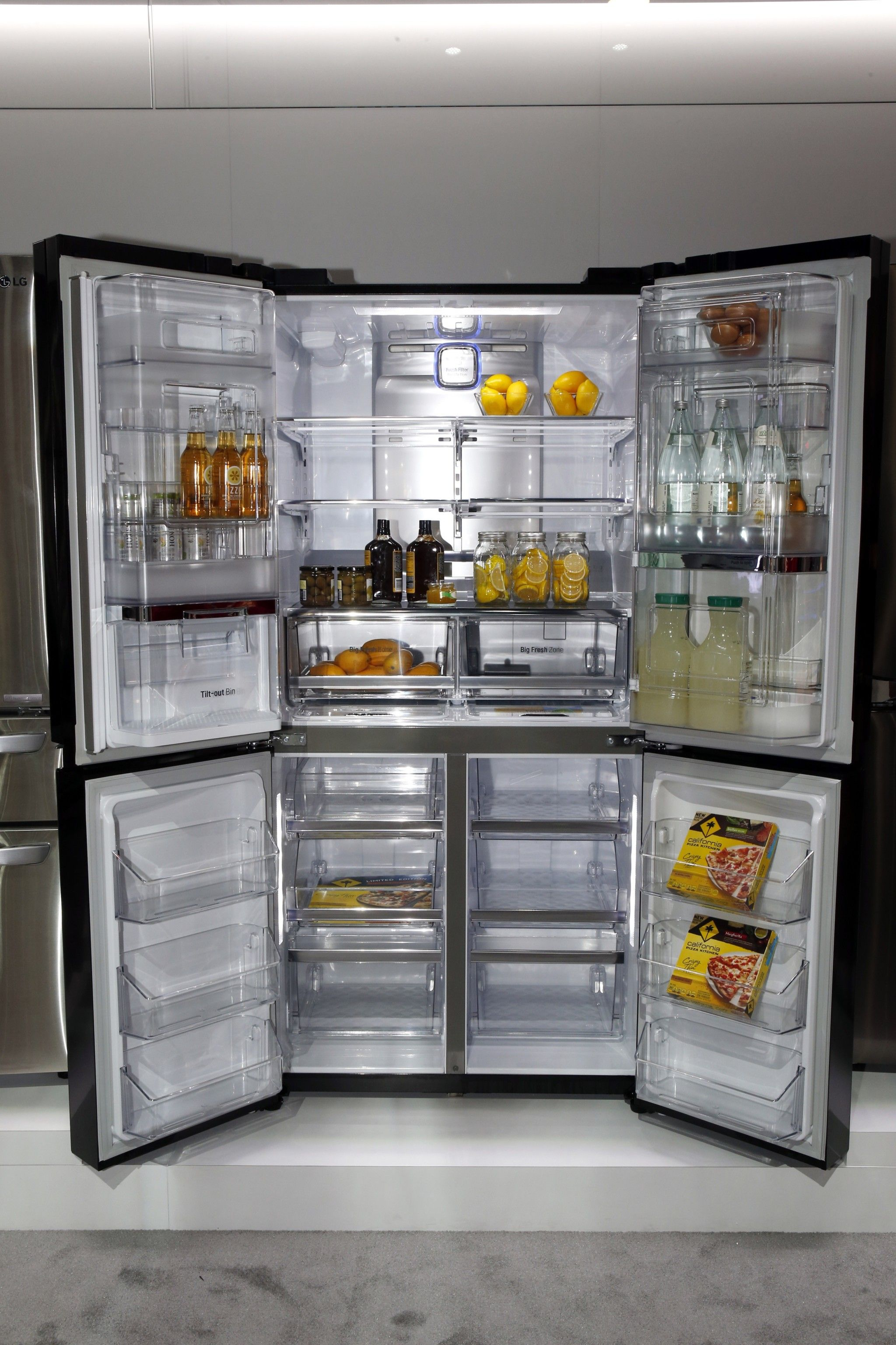 Lg Double Door In Door Refrigerator 3 1