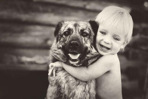 Amor de animal é tudo!