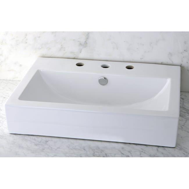 Rechteckige Waschbecken Badezimmer Bed furniture, Sinks and China