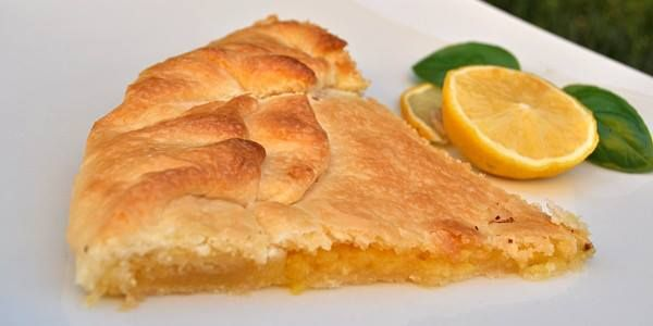 Voglia di...torta al limone per colazione