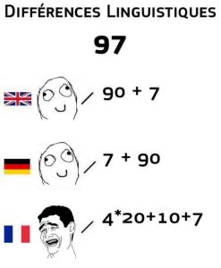 Learning French Language Humor Language Jokes French Meme Funny French