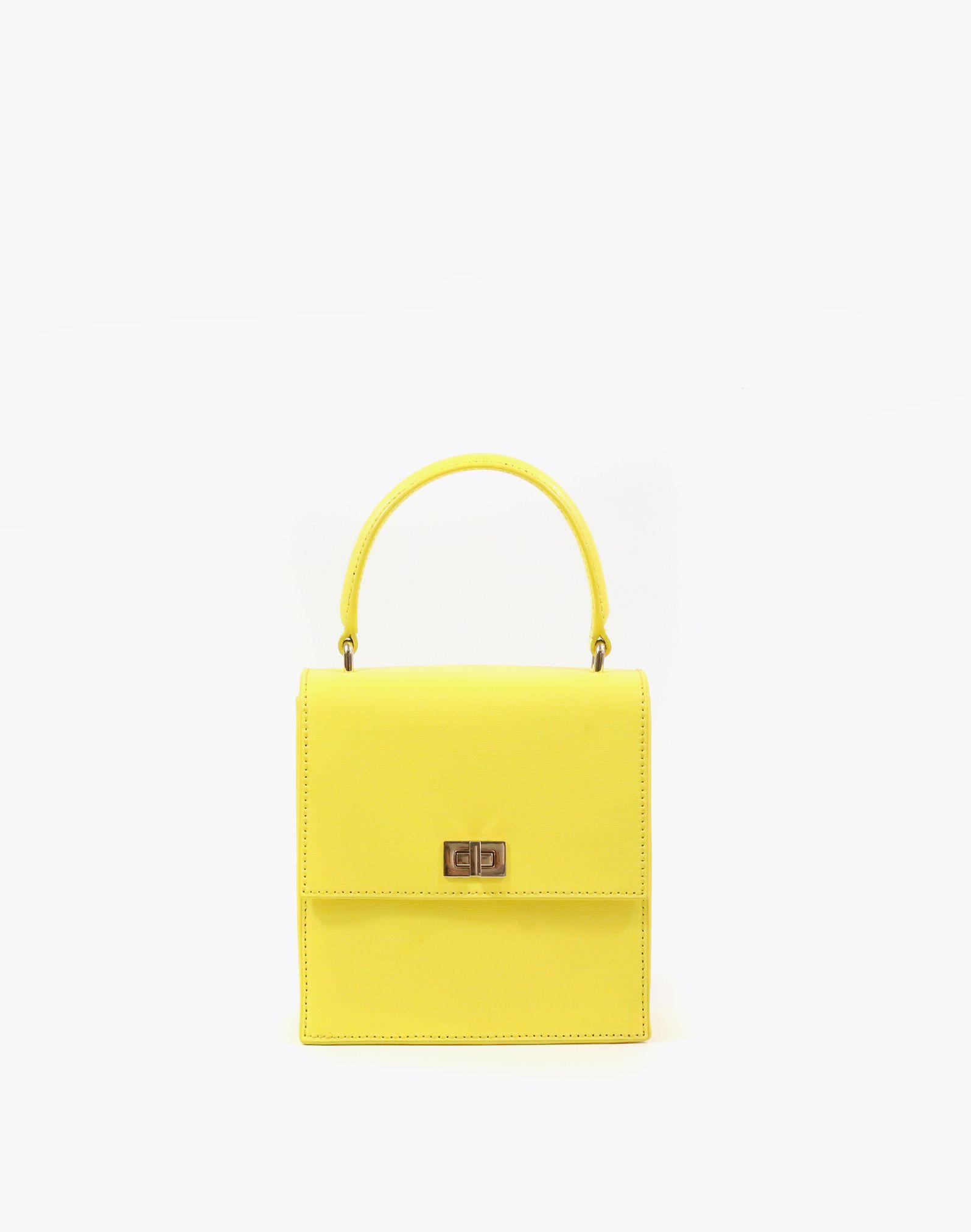 4adff042744e No. 19 The Mini Lady Bag Saffiano - Neely   Chloe