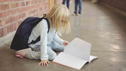 How To Spot Dyslexia in Your Child...