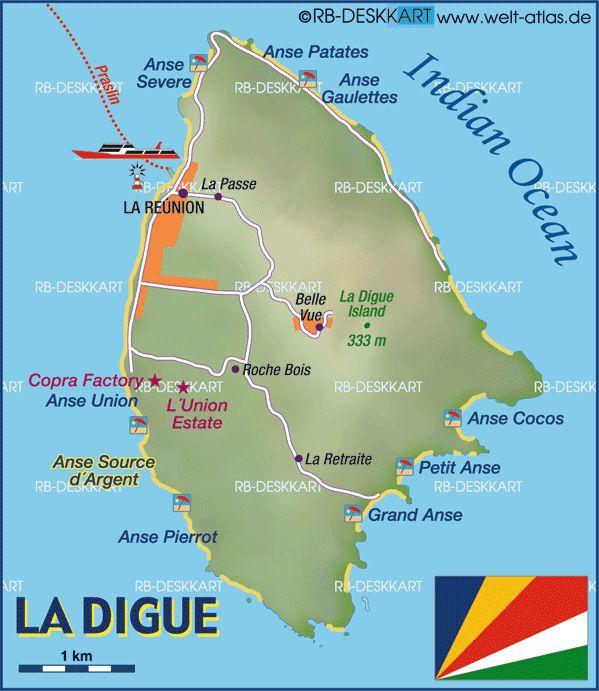 La Digue Seychelles 2o16 Seychellen Reisen Und Urlaub