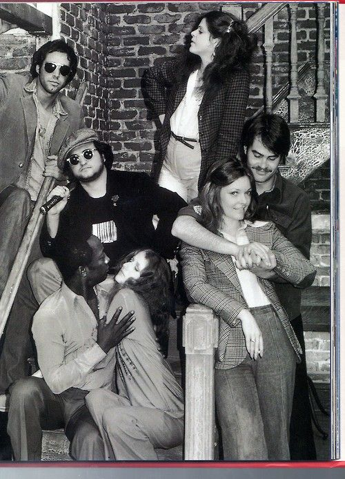 Saturday Night Live Original Cast Laraine Newman, John -8813