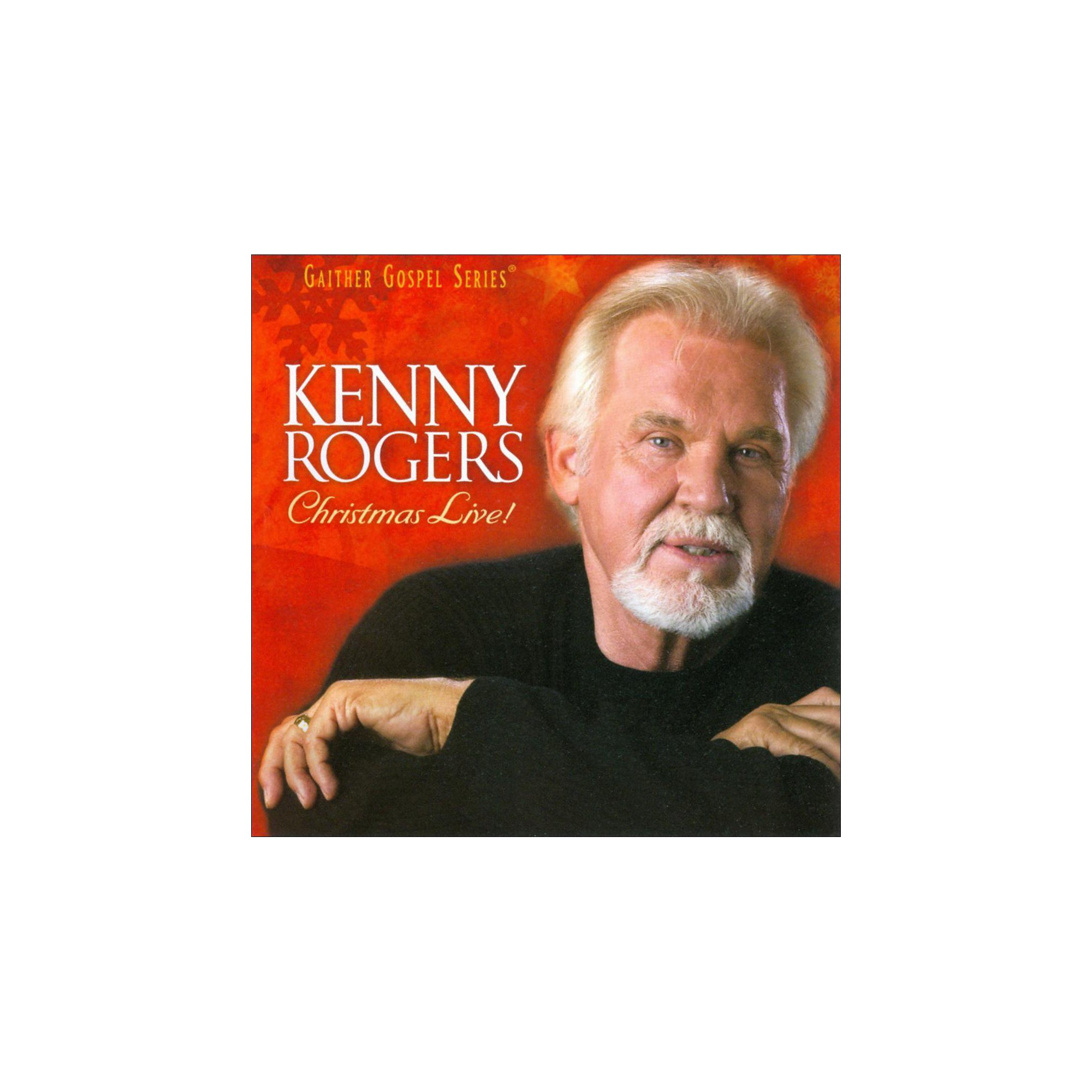 Kenny rogers - Christmas live (CD) | Live cd and Products