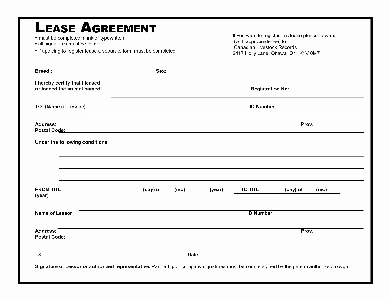 Free Printable Commercial Lease Agreement Lovely 39 Excellent