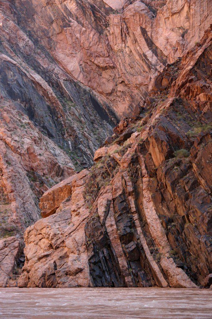 Image result for zoroaster granite and vishnu schist